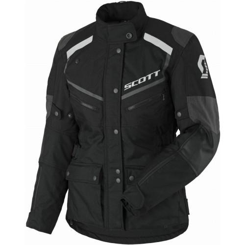 Scott Turn ADV DP Women's Jacket (Black/Light Grey)