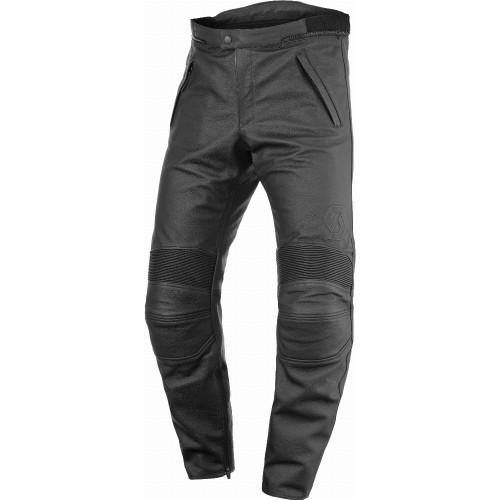 Scott Track Leather Pants (Black)