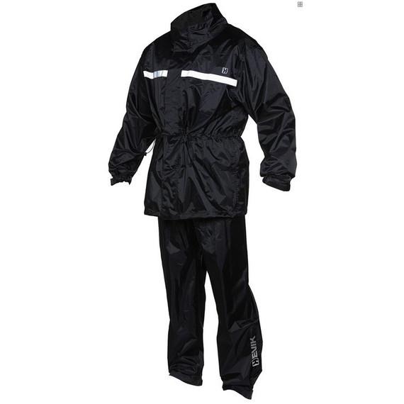 Hevik Dry Light Rain Suit (Black)