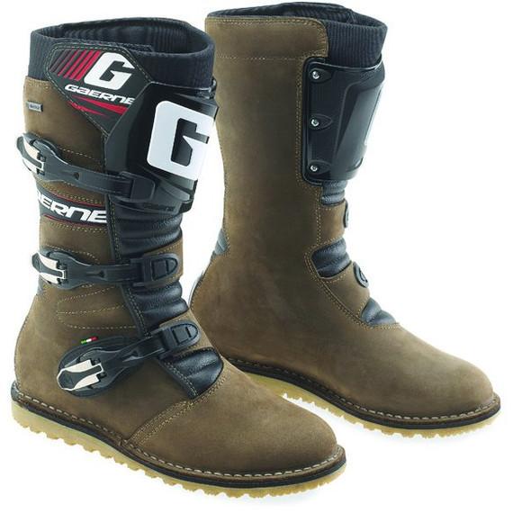 Gaerne G-All Terrain Gore-Tex Boots (Brown)