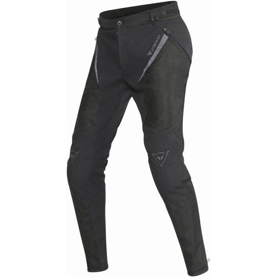 Dainese Womens Drake Super Air Tex Pants (Black/Black)