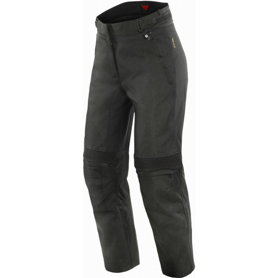 Dainese Womens Campbell D-Dry Pants (Black/Black)