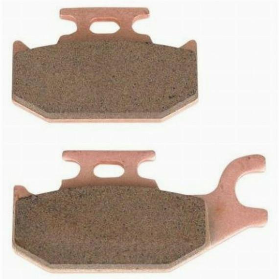 DP Brakes Standard Sintered Metal Dirt Bike Brake Pads for Honda