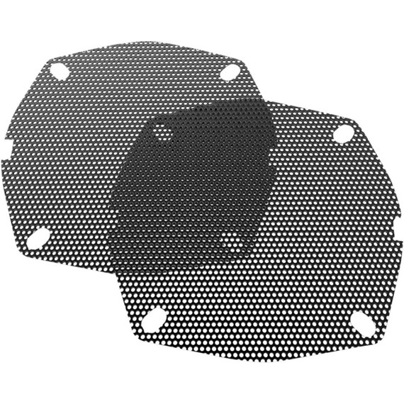 Hogtunes Replacement Front Speaker Mesh for Harley Davidson