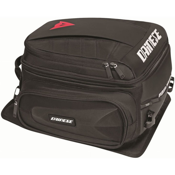 Dainese D-Tail Motorcycle Bag (Stealth Black)