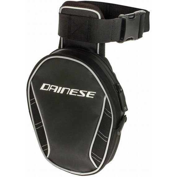 Dainese Leg Bag (Stealth Black)