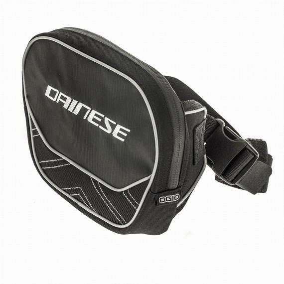 Dainese Waist Bag (Stealth Black)