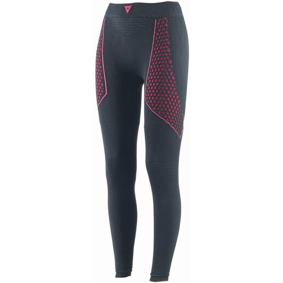 Dainese Womens D-Core Thermo LL Pants (Black/Fuchsia)