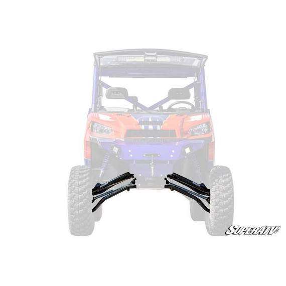 """Super ATV Polaris Ranger XP 900 6"""" Lift Kit"""