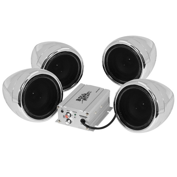 Boss Audio MC470B 1000W ATV Sound System w/Bluetooth