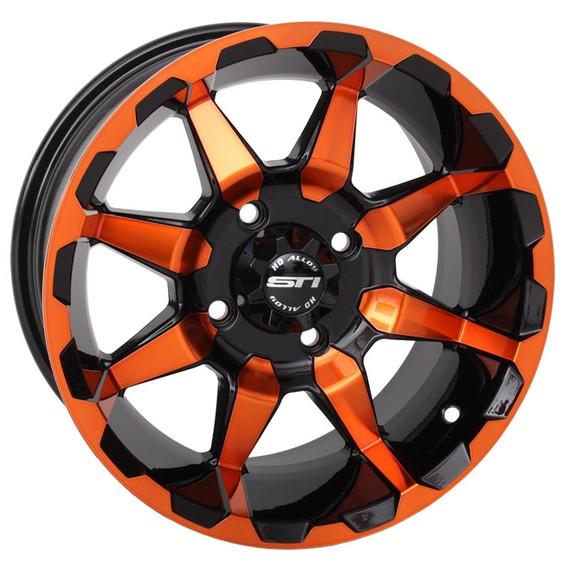 STI HD6 Radiant Wheel (Orange)
