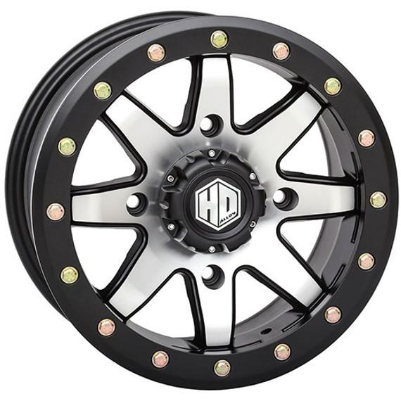 STI HD9 Beadlock Wheel (Machined)