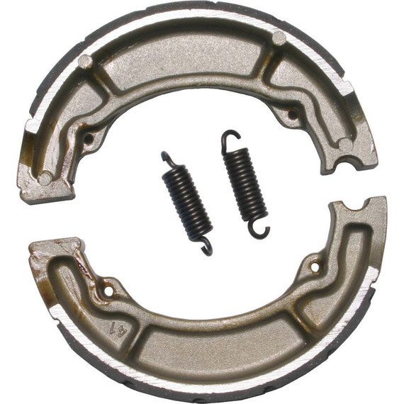EBC Grooved Brake Shoes
