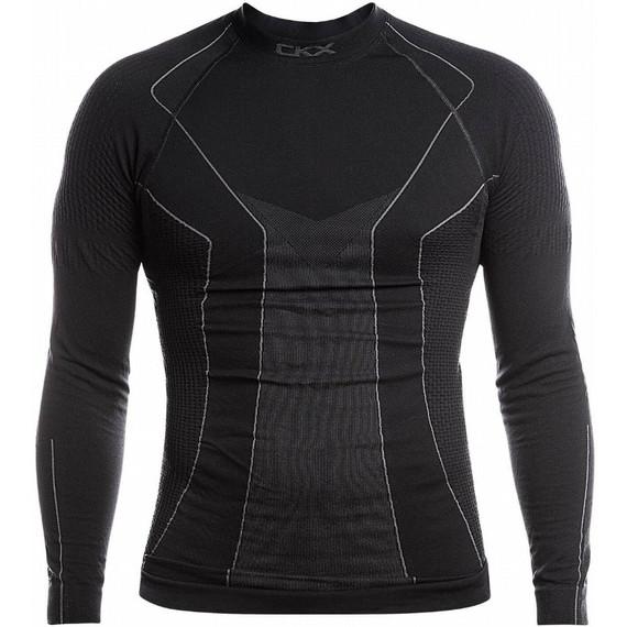 CKX Thermo Underwear Top (Black/Grey)
