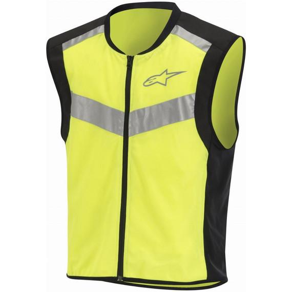 Alpinestars Flare High Visibility Vest (Yellow)