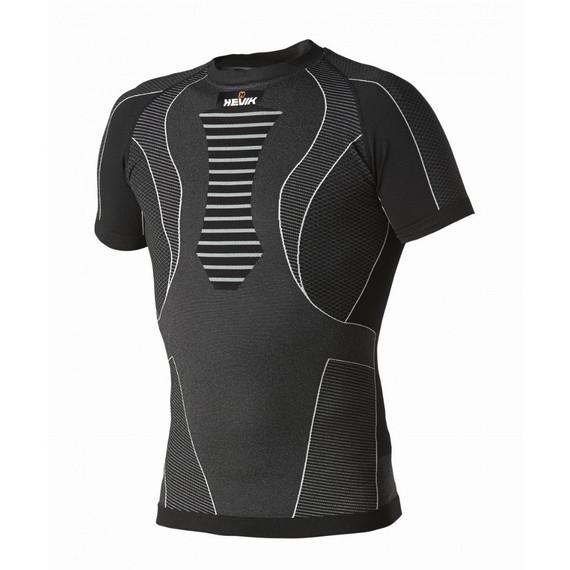 Hevik Short Sleeve Technical Shirt (Black)