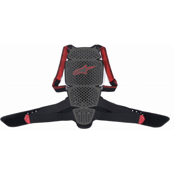 Alpinestars Nucleon KR-Cell Back Protector (Black/Red)