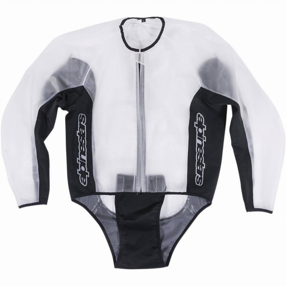 Alpinestars Racing Rain Jacket (Clear)