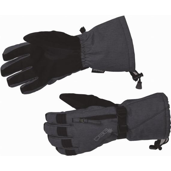 DSG Craze 4.0 Women's Gloves (Charcoal/Black)
