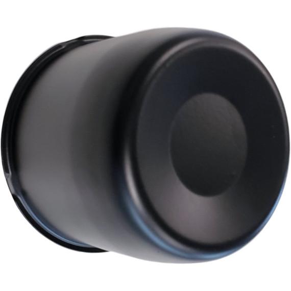 Black Center Cap for Steel Wheel (4/110 Bolt Pattern Only)