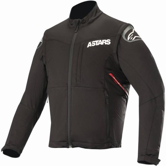 Alpinestars Session Race Jacket (Black/Red)