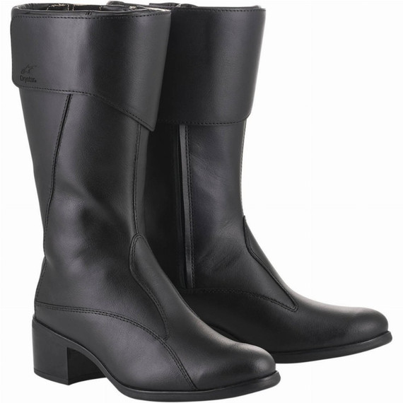 Alpinestars Womens Vika V2 Waterproof Boots (Black)