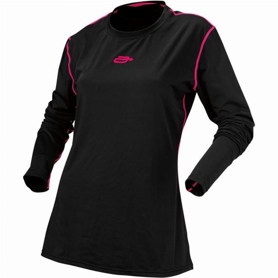 Arctiva Regulator Base Layer Women's Shirt (Black)