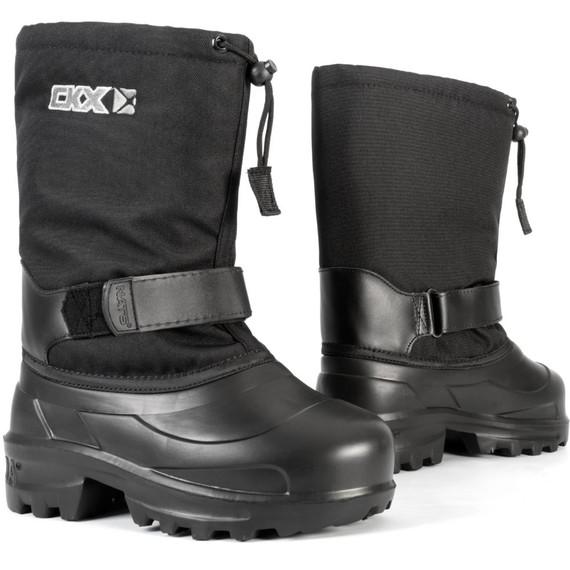 CKX Youth Taïga Boots (Black)