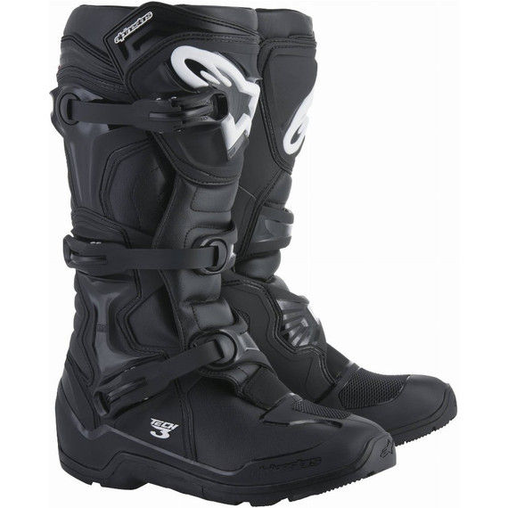 Alpinestars Tech 3 Enduro Boots (Black)
