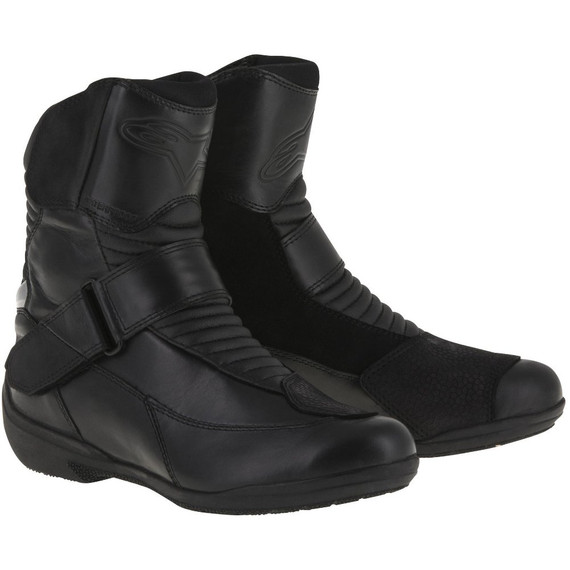 Alpinestars Womens Stella Valencia Waterproof Boots (Black)