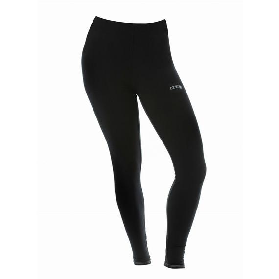 DSG D-Tech Women's Base Layer Pants (Black)