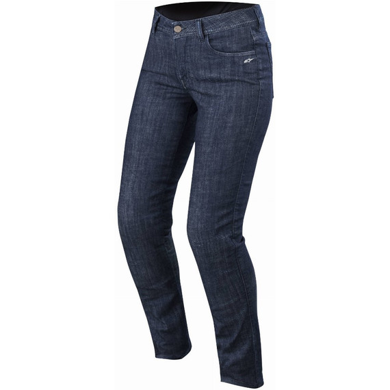 Alpinestars Womens Stella Courtney Jeans (Dark Rinse)