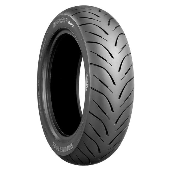 Bridgestone Hoop B02 Scooter Rear Tire