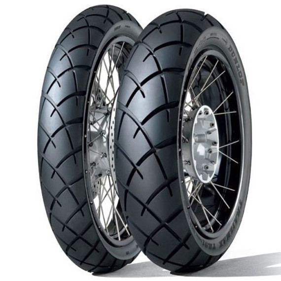 Dunlop Trailmax TR91 Tire