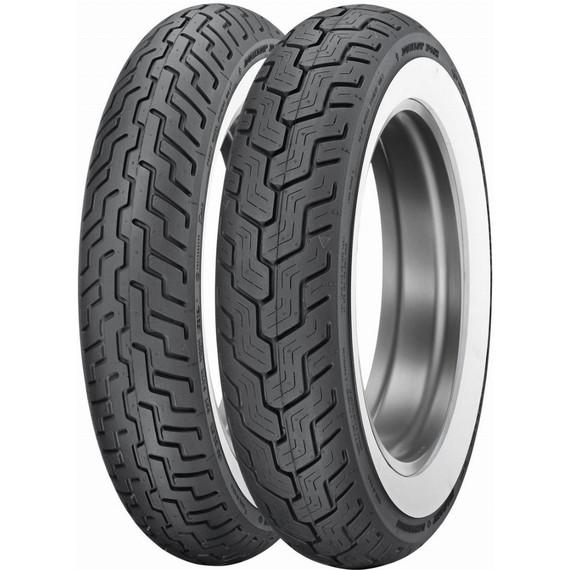 Dunlop D402 Harley-Davidson Whitewall Tire