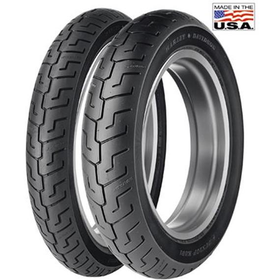 Dunlop K591 Harley-Davidson Tire