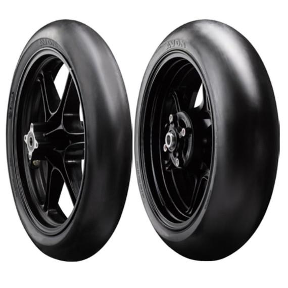 Avon 3D Ultra Xtreme Slick Tire