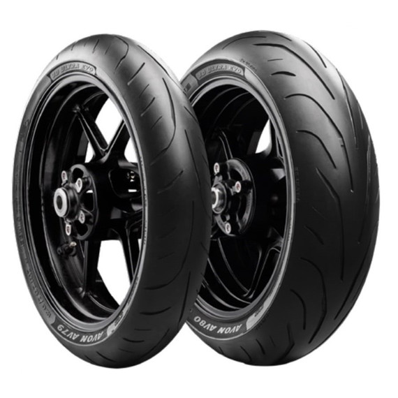 Avon AV79/AV80 3D Ultra Evo Tire