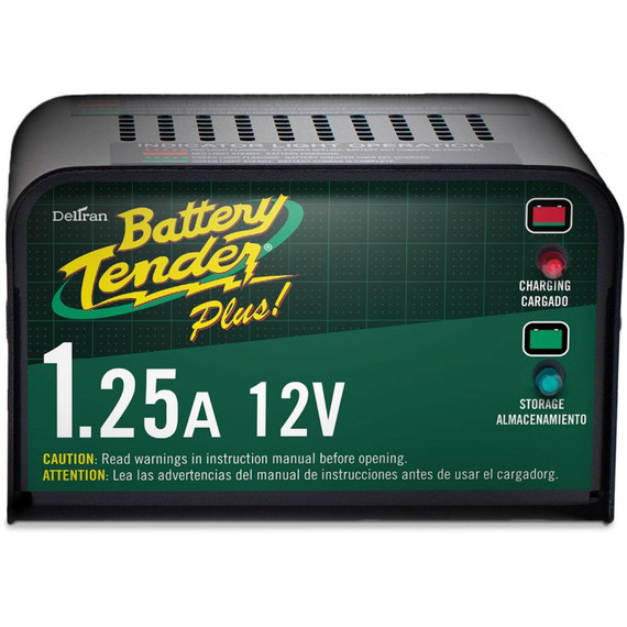 Battery Tender Plus 12V 1.25A Charger