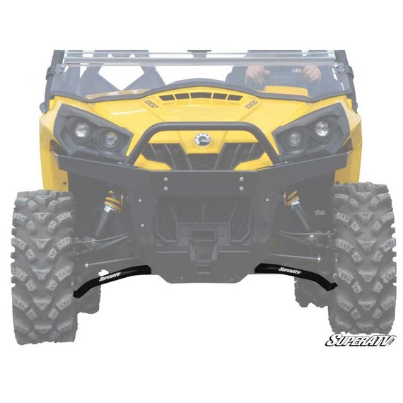 Super ATV Can-Am Commander High Clearance Lower Tubed A Arms