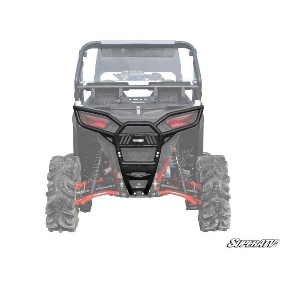 Super ATV Polaris RZR S 1000 Rear Tubed Bumper