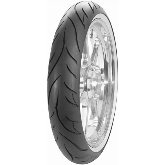 Avon AV71/AV72 Cobra Whitewall Tire