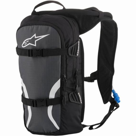 Alpinestars Iguana Hydration Backpack (Black/Anthracite/White)