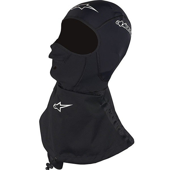 Alpinestars Touring Winter Balaclava (Black)