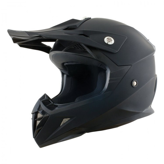 Zox Pulse Solid Youth Helmet