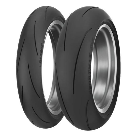 Dunlop Sportmax Q4 Tire