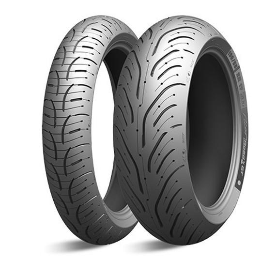 Michelin Pilot Road 4 GT Tire