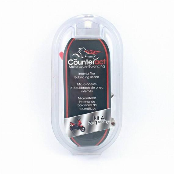 Counteract Motorcycle/3-Wheeler Tire Balancing Bead Kit