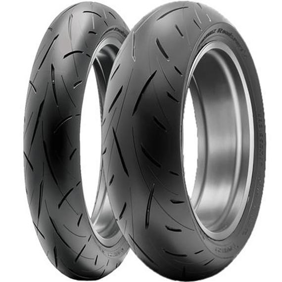 Dunlop Roadsport 2 Tire