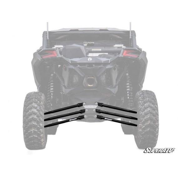 Super ATV Can-Am Maverick X3 Tubed Radius Arms